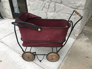 Antique baby buggy for Sale in Wichita, KS