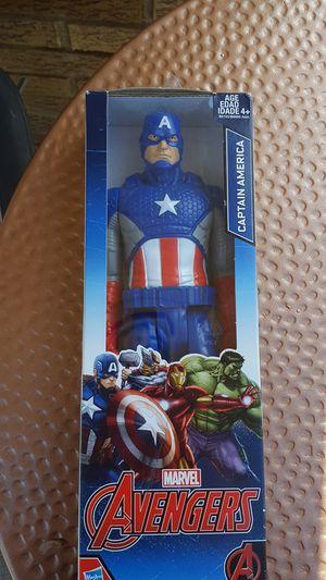 New Captain America figure for Sale in Allen Park, MI