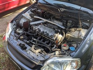 Honda Civic 99 for Sale in Seattle, WA