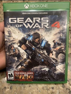 Gears of War 4 XBOX ONE for Sale in Corpus Christi, TX