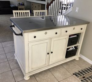 Paula Deen River House Kitchen Island Table for Sale in Lakeland, FL