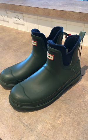 Hunter boots size 10 for Sale in Frisco, TX