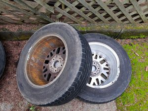 """Jeep Grand Cherokee 17"""" wheels for Sale in Lake Forest Park, WA"""