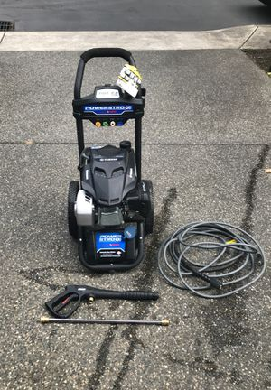 Yamaha Powerstroke 3100psi pressure washer!! for Sale in Gladstone, OR