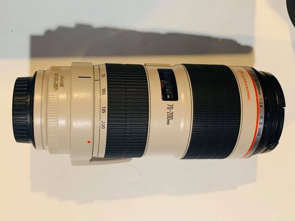 Canon 70-200 2.8 IS USM ii