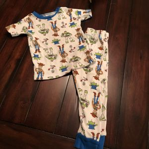 Toy Story 4 Pajamas 3t for Sale in Victorville, CA