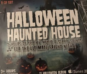 Halloween Haunted House 2 CD Set for Sale in Queens, NY