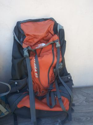 Terra 65 The North face backpack for Sale in San Diego, CA