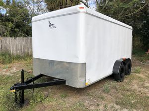 Enclosed trailer 16ft for Sale in Sebring, FL
