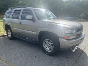 2003 Chevy Tahoe z71 4x4 for Sale in Providence, RI