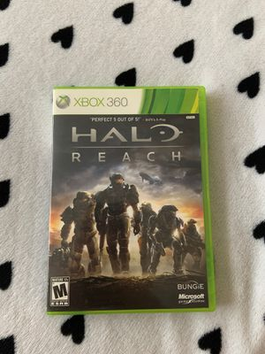 Halo: Reach | Xbox 360 Game for Sale in Baldwin Park, CA