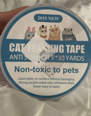 Cat training tape for Sale in Irving, TX