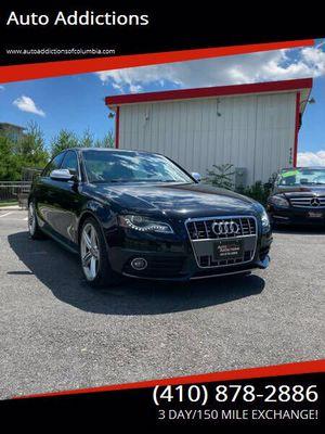 2010 Audi S4 for Sale in Elkridge, MD
