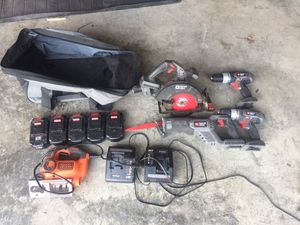 Power Tool Set for Sale in CANAL WNCHSTR, OH