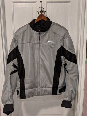 Firstgear Mesh Tex 3.0 Motorcycle Jacket Large for Sale in Philadelphia, PA