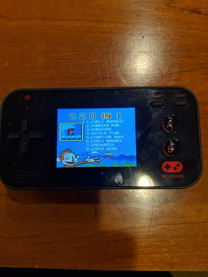 dreamGEAR My Arcade Portable Handheld Game System - DGUN2573 for Sale in Seattle, WA