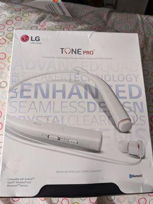 LG Tone Pro 780 Bluetooth Wireless Stereo Headset for Sale in Baton Rouge, LA