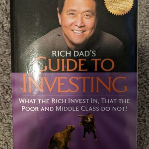 RICH DAD'S GUIDE TO INVESTING for Sale in Los Angeles, CA