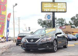 2016 Nissan Altima SR, V6, ONLY 30,000 miles! for Sale in St Petersburg, FL