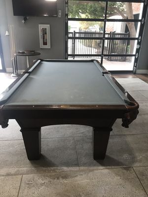 Good condition pool table for Sale in Austin, TX