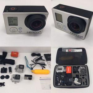GoPro Hero 3 + Silver Edition Digital Camcorder Video Camera with Accessories - Memory cards, batteries, etc.. for Sale in Livermore, CA