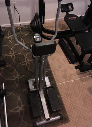 Sharper Image elliptical for Sale in Ellicott City, MD