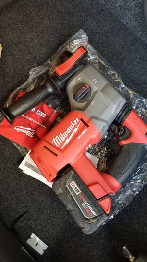 "Milwaukee fuel m18 1"" (25mm) rotary hammer, for Sale in City of Industry, CA"