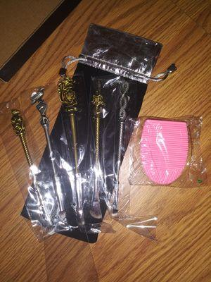 Harry Potter makeup brushes for Sale in Las Vegas, NV