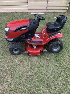 Craftsman 24 HP 42 inch deck riding lawn mower for Sale in Seffner, FL