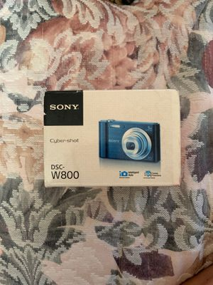 Brand New Sony Cybershot Camera for Sale in Mount Clemens, MI