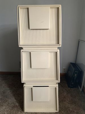 Stackable file cabinets for Sale in Fairmont, WV