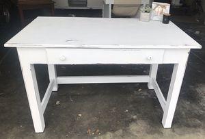 Farmhouse distressed work/office table desk for Sale in Murfreesboro, TN
