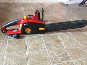 """16"""" Homelite Eletric Chainsaw (Read Description) for Sale in Phoenix, AZ"""