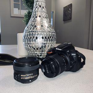 Nikon DSLR Camera for Sale in Fredericksburg, VA