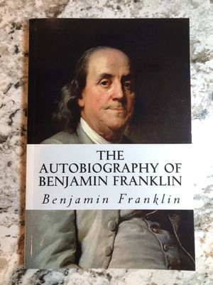 The Autobiography of Benjamin Franklin for Sale in Fontana, CA