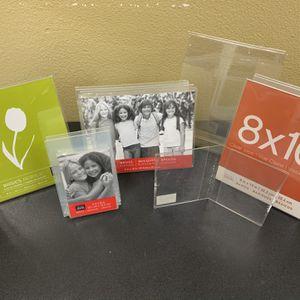 15+ Acrylic Photo Frame/document Holder for Sale in Glendora, CA