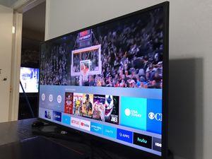 "Smart tv Samsung 4K 40 inch "" for Sale in Bassett, CA"