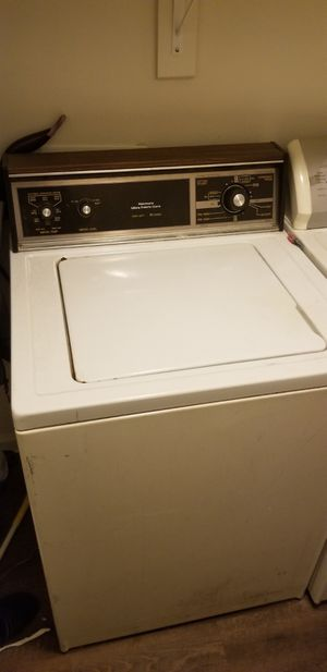 USED WASHER AND DRYER 150 for Sale in Raleigh, NC