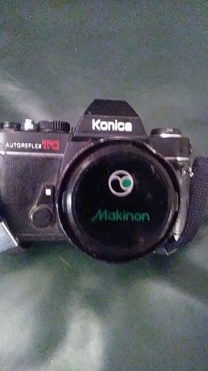 Konica 50mm Autoreflex TC Camera for Sale in North Ridgeville, OH