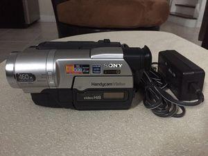 Sony Video Hi8 w/adapter for Sale in Norridge, IL