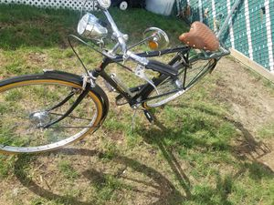 Old bike the Raleigh from England 1968 for Sale in Revere, MA