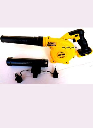 brand new in the box DEWALT DCE100B 20V MAX Compact Jobsite Blower. TOOL ONLY for Sale in Raleigh, NC