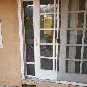 sliding glass pet door for Sale in Fullerton, CA