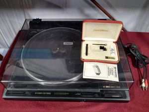 Pioneer Full Automatic Stereo Turntable PL-670 with PICKERING XL-33U for Sale in Port Charlotte, FL