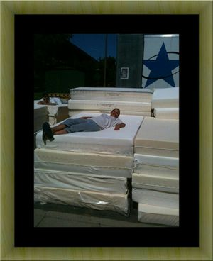 Queen soft mattress with box spring for Sale in Alexandria, VA