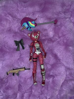 McFarlane Toys Fortnite Cuddle Team Leader Action Figure for Sale in Santa Ana, CA