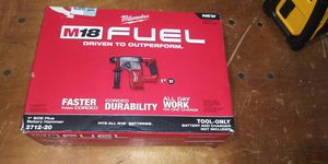 Milwaukee M18 FUEL 18-Volt Lithium-Ion Brushless Cordless 1 in. SDS-Plus Rotary Hammer (Tool-Only) for Sale in Atlanta, GA