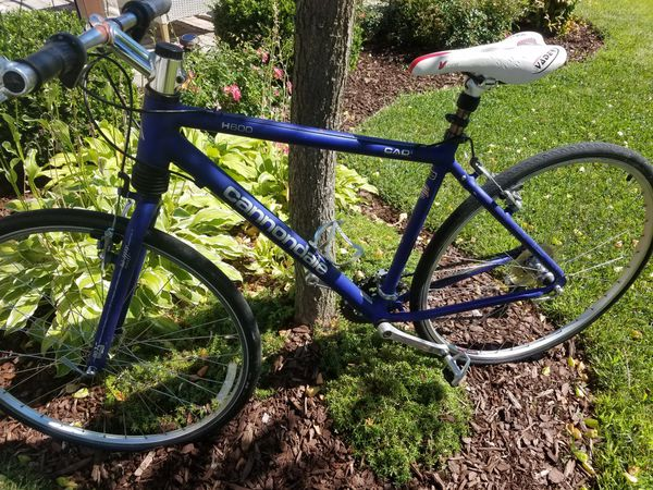Bicycle Cannondale CAD2 H600
