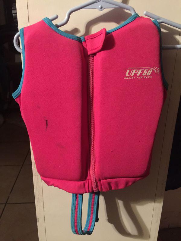 Swim Training Vest Jacket