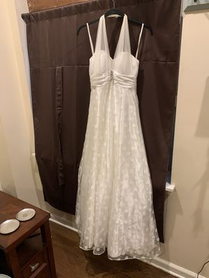 Prom/wedding dress for Sale in Baltimore, MD